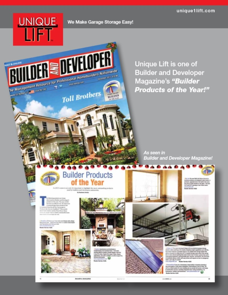 Builder and Developer Magazine