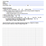 Order Form Image